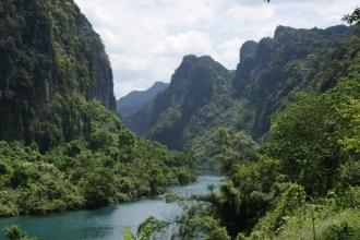 Đồng Hới- Động Thiên Đường - Sông Chày, Hang Tối- Đồng Hới
