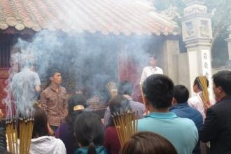 Tour 2 ngày | Đền thờ Thánh Mẫu Liễu Hạnh - Vũng Chùa, Đảo Yến - Động Phong Nha – động Thiên Đường - Suối Nước Mọc
