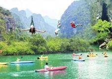 Động Thiên Đường – Sông Chày, Hang Tối - Chày Lập – Hang...