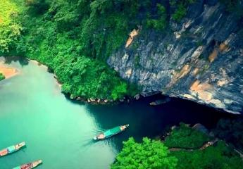 Tour 2 ngày| Động Thiên Đường – Suối Nước Moọc – Động Phong Nha – Vườn thực vật – Đỉnh U Bò